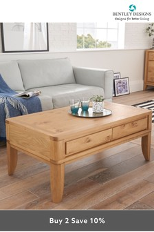 High Park Coffee Table by Bentley Designs