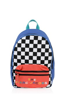 Boys Multicolour Logo Backpack