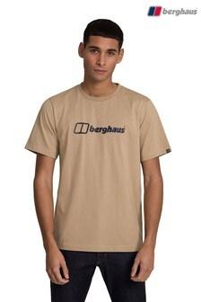 Berghaus Natural Big Colour Logo T-Shirt