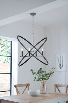 Bibury 4 Light Pendant