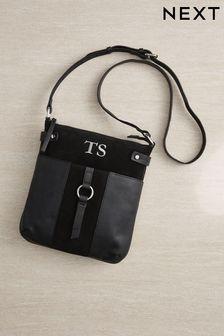 Personalised Messenger Bag