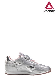 Reebok Silver Royal Jogger Junior Trainers