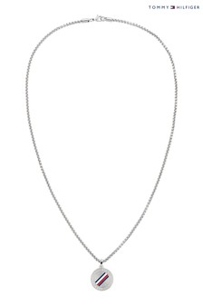 Tommy Hilfiger Mens Dogtag Necklace