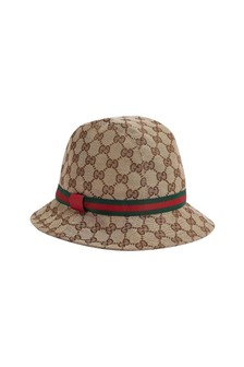 Girls Beige Hat