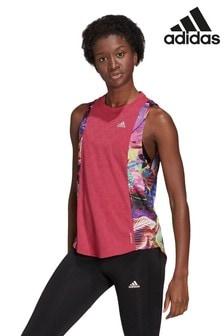 adidas Run Floral Vest