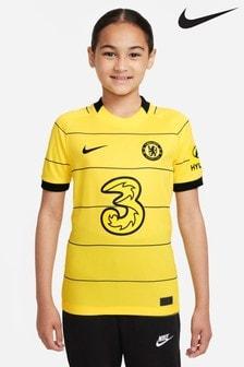 Nike Chelsea 21/22 Kids Away Football Shirt