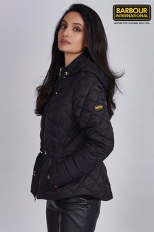 Barbour® International Quilted Drifting Jacket