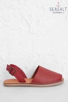 Seasalt Red Open Skies Sandals