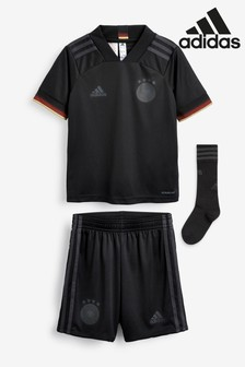 adidas Germany Away Mini Kit