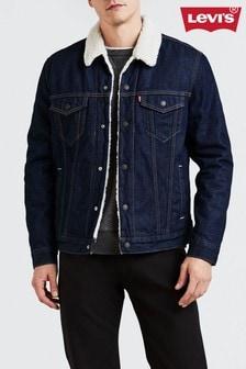 Levi's® Type 3 Sherpa Trucker Denim Jacket