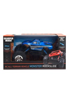 Sharper Image RC Monster Rockslide 1:24