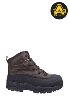 Amblers Safety Brown FS430 Orca Safety Boots
