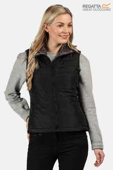 Regatta Black Westlynn Insulated Bodywarmer