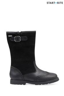 Start-Rite Black Toasty Boots