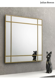 Julian Bowen Fortissimo Square Wall Mirror