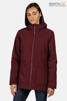 Regatta Purple Bergonia II Waterproof Jacket