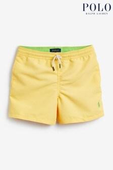 Ralph Lauren Yellow Swim Shorts
