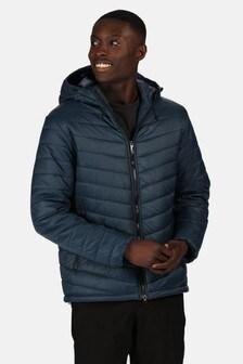 Regatta Blue Volter Loft Baffle Jacket