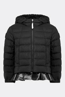 Girls Black Tabetha Jacket