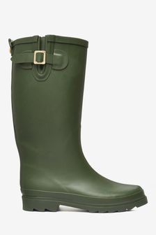 Khaki Tall Wellies