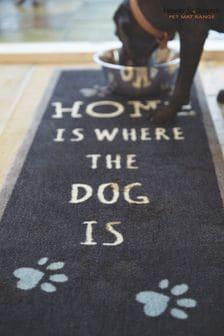 Howler & Scratch Home Slogan Washable Runner