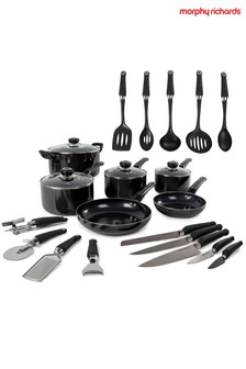 6 Piece Pan Set by Morphy Richards