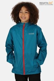 Regatta Kids Pack It Ii Waterproof Jacket