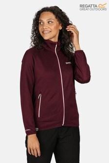 Regatta Plum Cinley II Softshell Hybrid Jacket