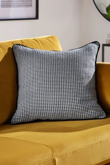Houndstooth Cushion