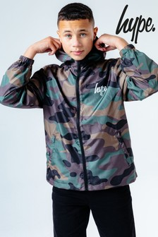 Hype. Camo Runner Jacket