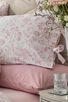 Set of 2 Laura Ashley Aria Pillowcases