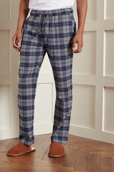 Superdry Check Pyjama Bottoms