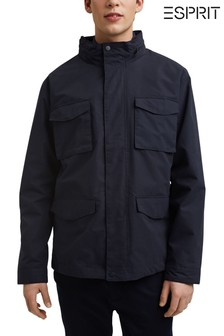 Esprit Blue Outdoor Woven Jacket