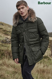 Barbour® Morton Quilted Parka