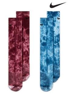 Nike Everyday Plus 2 Pack Cushioned Crew Socks