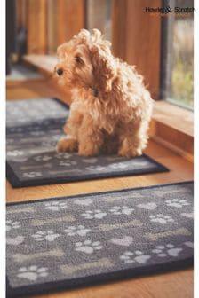 Howler & Scratch Hearts & Bones Doormat