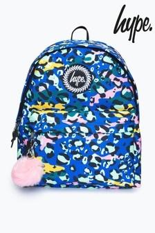 Hype. Animal Camo Backpack