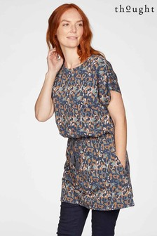 Thought Blue Madelyn Tunic