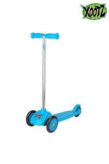 Mini Tri Scooter Blue By Xootz
