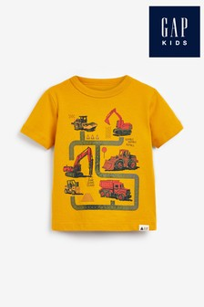 Gap Digger Graphic Short Sleeve T-Shirt