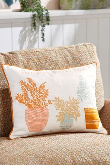 Pot Plants Cushion