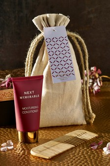 Memorable Conditioner And Comb Hair Care Set