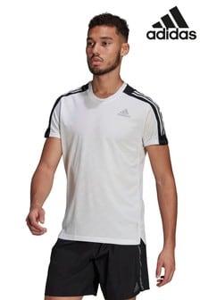adidas Own The Run Badge Of Sport T-Shirt