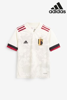 adidas Belgium Away Football Shirt
