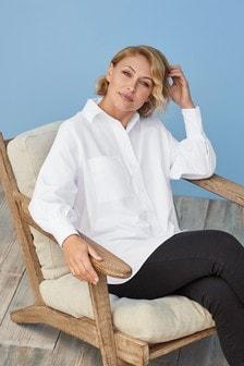 White Emma Willis Cotton Shirt