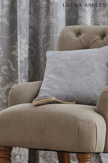 Laura Ashley Josette Steel Cushion