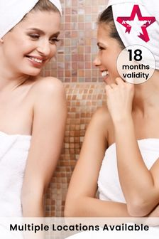 Girls' Pamper Choice For Two Gift Experience by Activity Superstore