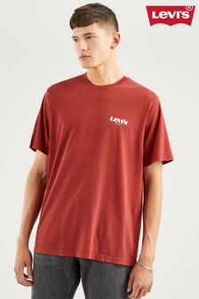 Levi's® Red Relaxed T-Shirt
