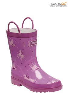Regatta Minnow Junior Wellies