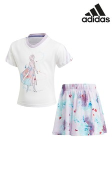 adidas Little Kids Disney™ Frozen T-Shirt Set